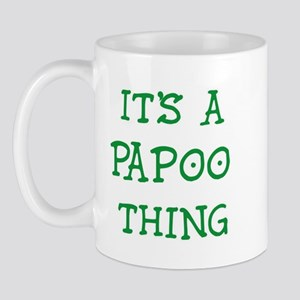 Papoo thing Mug