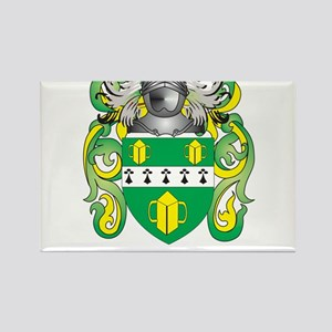 Coffey Coat of Arms Rectangle Magnet