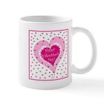 Frilly Heart Mug