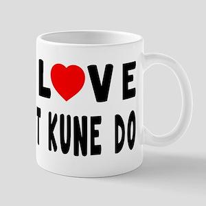 I Love Jeet Kune Do Mug