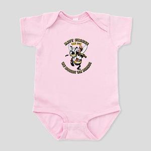 Navy SeaBee - Construction Infant Bodysuit