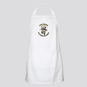 Navy SeaBee - Construction Apron