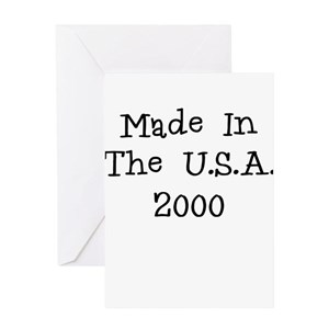Made in usa greeting cards cafepress m4hsunfo