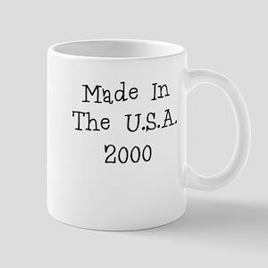 Made in the usa 2000 Mug