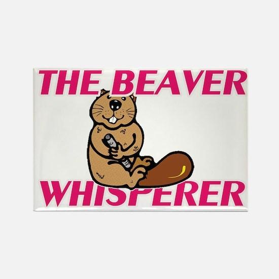 The Beaver Whisperer Magnets