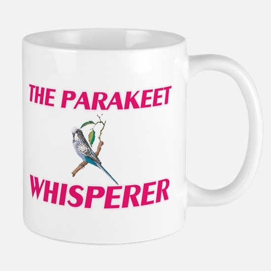 The Parakeet Whisperer Mugs