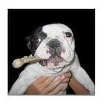 French Bulldog Tile Coaster