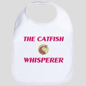 The Catfish Whisperer Baby Bib