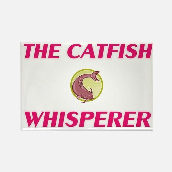 The Catfish Whisperer Magnets