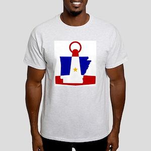 Arkansas Asatru Ash Grey T-Shirt