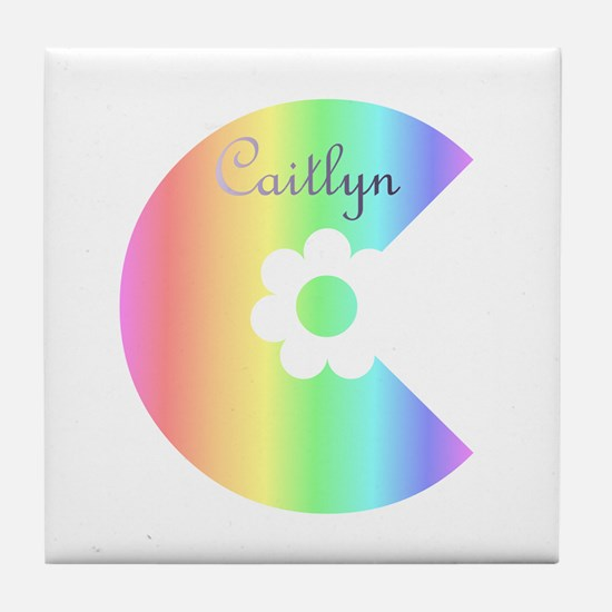 Caitlyn Tile Coaster