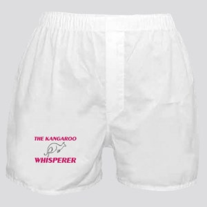 The Kangaroo Whisperer Boxer Shorts