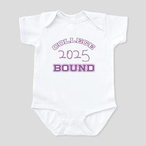 College Bound 2025 Infant Bodysuit