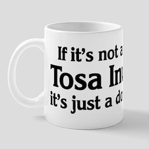 Tosa Inu: If it's not Mug