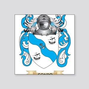 Condo Coat of Arms Sticker