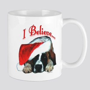 Saint I Believe Mug