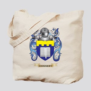 Connery Coat of Arms Tote Bag