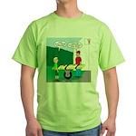 Jamboree Stretcher Green T-Shirt