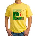 Jamboree Stretcher Yellow T-Shirt