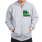 Jamboree Stretcher Zip Hoodie