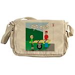 Jamboree Stretcher Messenger Bag