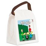 Jamboree Stretcher Canvas Lunch Bag