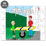 Jamboree Stretcher Puzzle