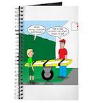Jamboree Stretcher Journal