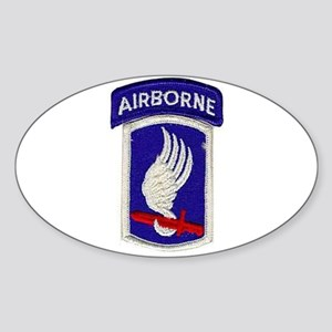 173rd Division.. Oval Sticker