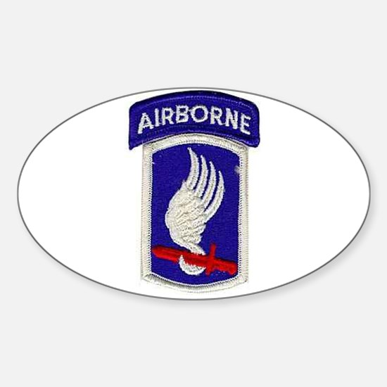173rd Division.. Oval Decal