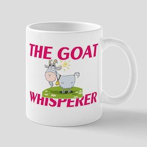 The Goat Whisperer Mugs