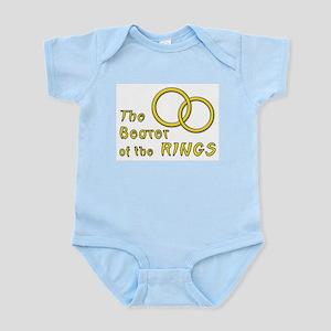 Bearer of Rings Infant Bodysuit