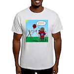 Weather Balloon Launch Light T-Shirt