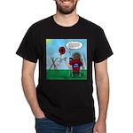 Weather Balloon Launch Dark T-Shirt
