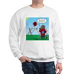 Weather Balloon Launch Sweatshirt