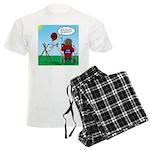 Weather Balloon Launch Men's Light Pajamas