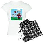 Weather Balloon Launch Women's Light Pajamas