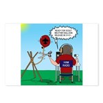 Weather Balloon Launch Postcards (Package of 8)
