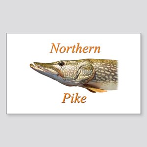 Northern Pike Sticker