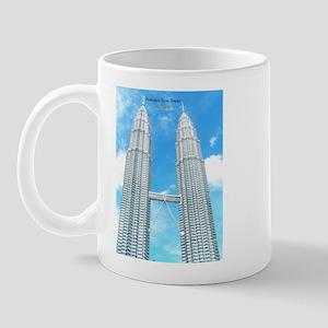 Malaysia Tower Mug