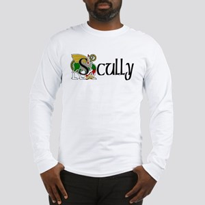 Scully Celtic Dragon Long Sleeve T-Shirt