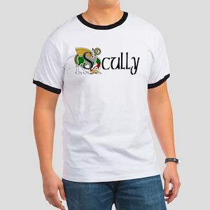 Scully Celtic Dragon Ringer T