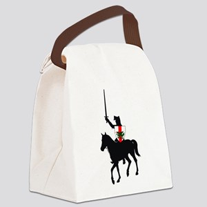 Midrealm Cavalry Canvas Lunch Bag