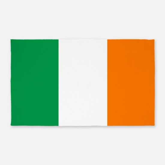 Flag of Ireland 3'x5' Area Rug