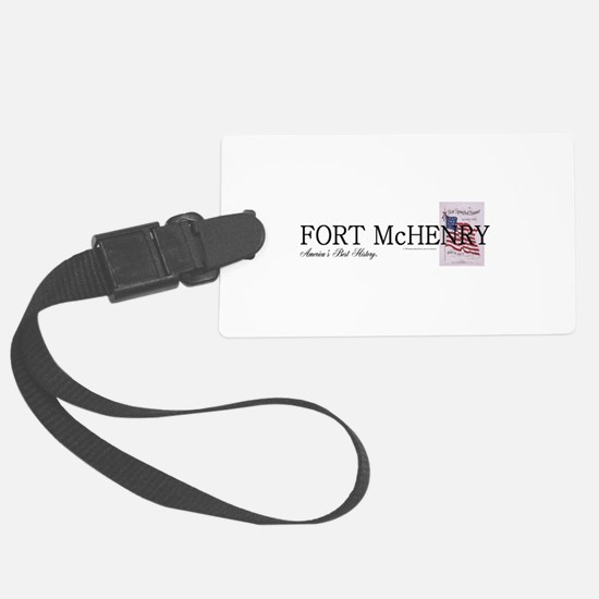 ABH Fort McHenry Luggage Tag