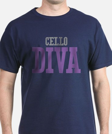 Cello DIVA T-Shirt