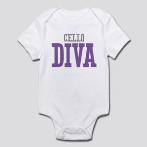 Cello DIVA Infant Bodysuit