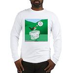 Recycling Bird Long Sleeve T-Shirt