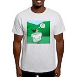 Recycling Bird Light T-Shirt