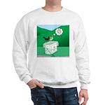 Recycling Bird Sweatshirt